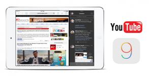 СornerTube на iOS 9